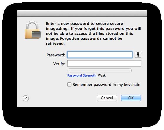 Encrypted Disk Image 3
