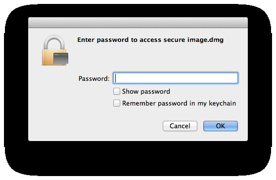 Encrypted Disk Image 4